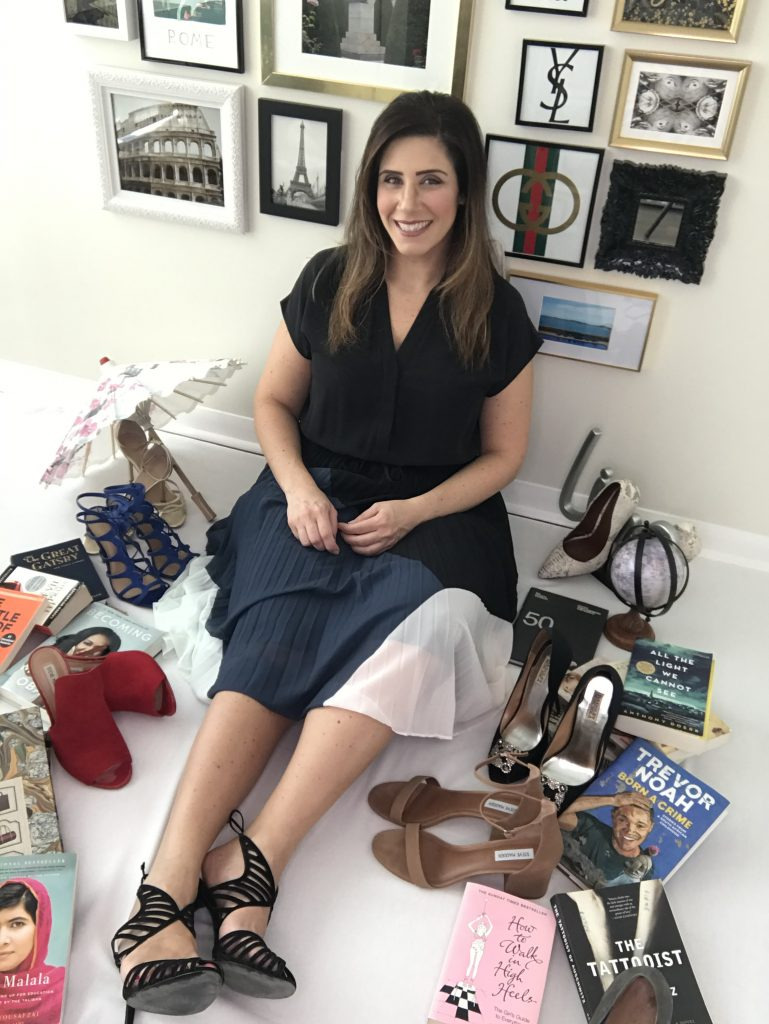Books & Shoes 1