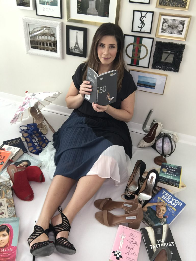 Books & Shoes 2